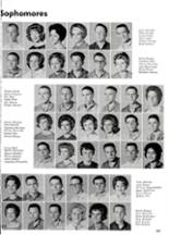 1963 Eastern Hills High School Yearbook Page 160 & 161