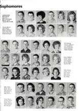 1963 Eastern Hills High School Yearbook Page 162 & 163