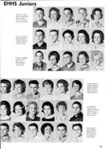 1963 Eastern Hills High School Yearbook Page 168 & 169