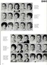 1963 Eastern Hills High School Yearbook Page 176 & 177