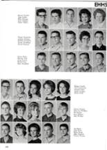 1963 Eastern Hills High School Yearbook Page 178 & 179