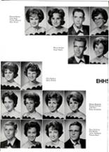 1963 Eastern Hills High School Yearbook Page 182 & 183