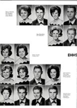1963 Eastern Hills High School Yearbook Page 190 & 191