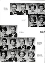 1963 Eastern Hills High School Yearbook Page 192 & 193