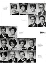 1963 Eastern Hills High School Yearbook Page 196 & 197