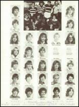 1981 Minerva-Deland High School Yearbook Page 20 & 21