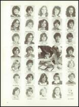 1981 Minerva-Deland High School Yearbook Page 22 & 23