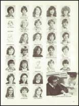 1981 Minerva-Deland High School Yearbook Page 24 & 25