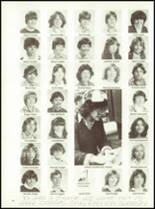 1981 Minerva-Deland High School Yearbook Page 32 & 33