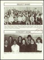 1981 Minerva-Deland High School Yearbook Page 44 & 45