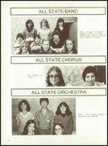 1981 Minerva-Deland High School Yearbook Page 50 & 51