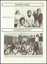 1981 Minerva-Deland High School Yearbook Page 52 & 53