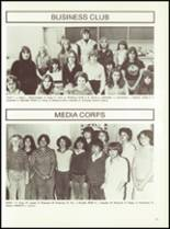 1981 Minerva-Deland High School Yearbook Page 54 & 55
