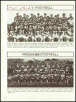 1981 Minerva-Deland High School Yearbook Page 66 & 67