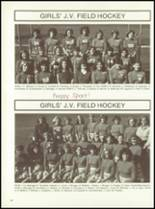 1981 Minerva-Deland High School Yearbook Page 70 & 71