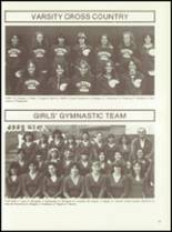1981 Minerva-Deland High School Yearbook Page 72 & 73