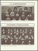 1981 Minerva-Deland High School Yearbook Page 74 & 75