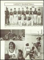1981 Minerva-Deland High School Yearbook Page 76 & 77
