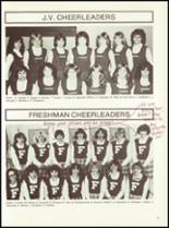 1981 Minerva-Deland High School Yearbook Page 80 & 81