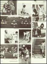 1981 Minerva-Deland High School Yearbook Page 84 & 85