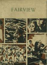 1972 Yearbook Fairview High School