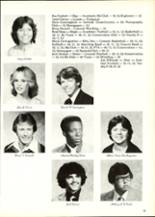 1980 South High School Yearbook Page 36 & 37