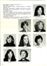 1980 South High School Yearbook Page 42 & 43