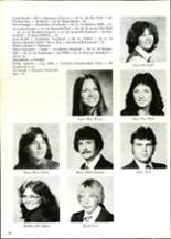 1980 South High School Yearbook Page 44 & 45