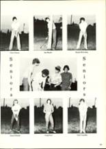 1980 South High School Yearbook Page 98 & 99