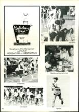 1980 South High School Yearbook Page 154 & 155