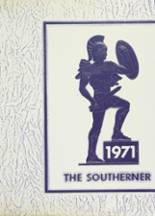 1971 Yearbook Southern High School