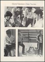 1973 Ardmore High School Yearbook Page 10 & 11