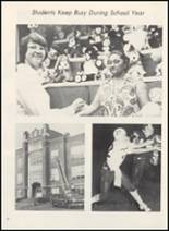 1973 Ardmore High School Yearbook Page 14 & 15