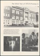 1973 Ardmore High School Yearbook Page 16 & 17