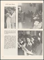 1973 Ardmore High School Yearbook Page 46 & 47