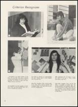 1973 Ardmore High School Yearbook Page 52 & 53
