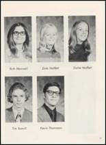 1973 Ardmore High School Yearbook Page 54 & 55