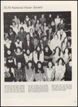 1973 Ardmore High School Yearbook Page 58 & 59