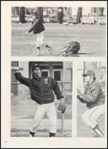 1973 Ardmore High School Yearbook Page 82 & 83