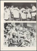 1973 Ardmore High School Yearbook Page 86 & 87