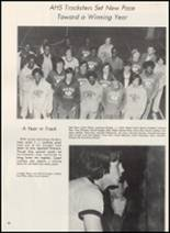 1973 Ardmore High School Yearbook Page 92 & 93