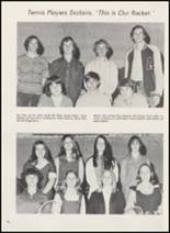1973 Ardmore High School Yearbook Page 100 & 101