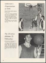 1973 Ardmore High School Yearbook Page 112 & 113