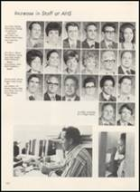 1973 Ardmore High School Yearbook Page 128 & 129