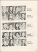 1973 Ardmore High School Yearbook Page 134 & 135