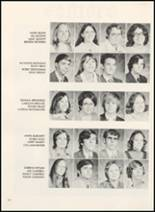 1973 Ardmore High School Yearbook Page 136 & 137