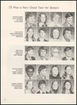 1973 Ardmore High School Yearbook Page 138 & 139