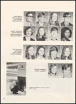 1973 Ardmore High School Yearbook Page 140 & 141