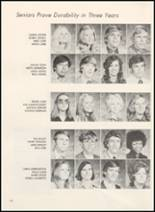 1973 Ardmore High School Yearbook Page 142 & 143