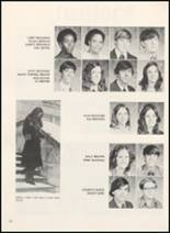 1973 Ardmore High School Yearbook Page 156 & 157